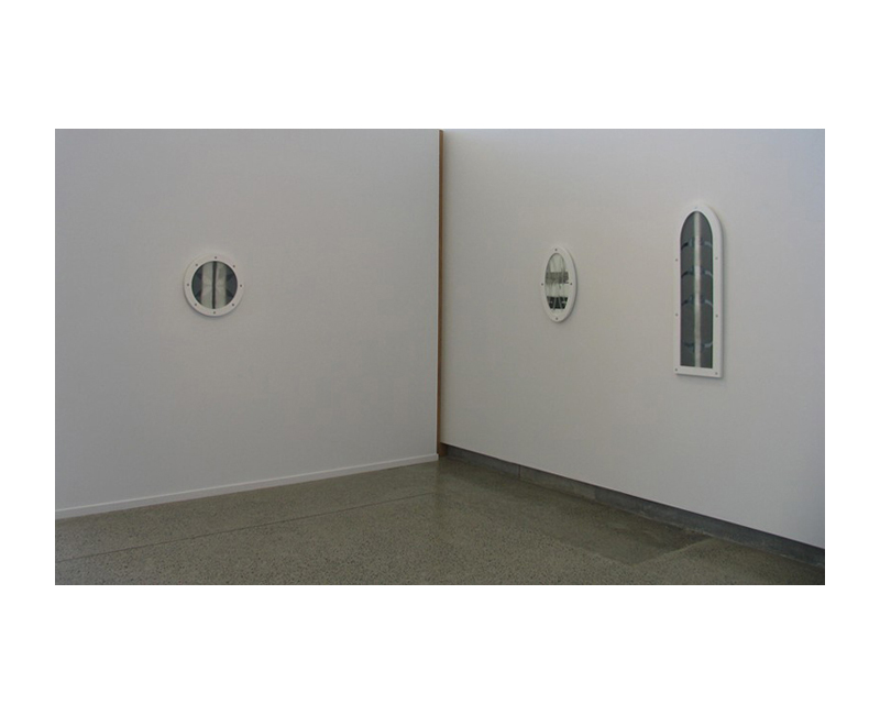 Conceal / Reveal (Installation photos), Arthouse, 2011