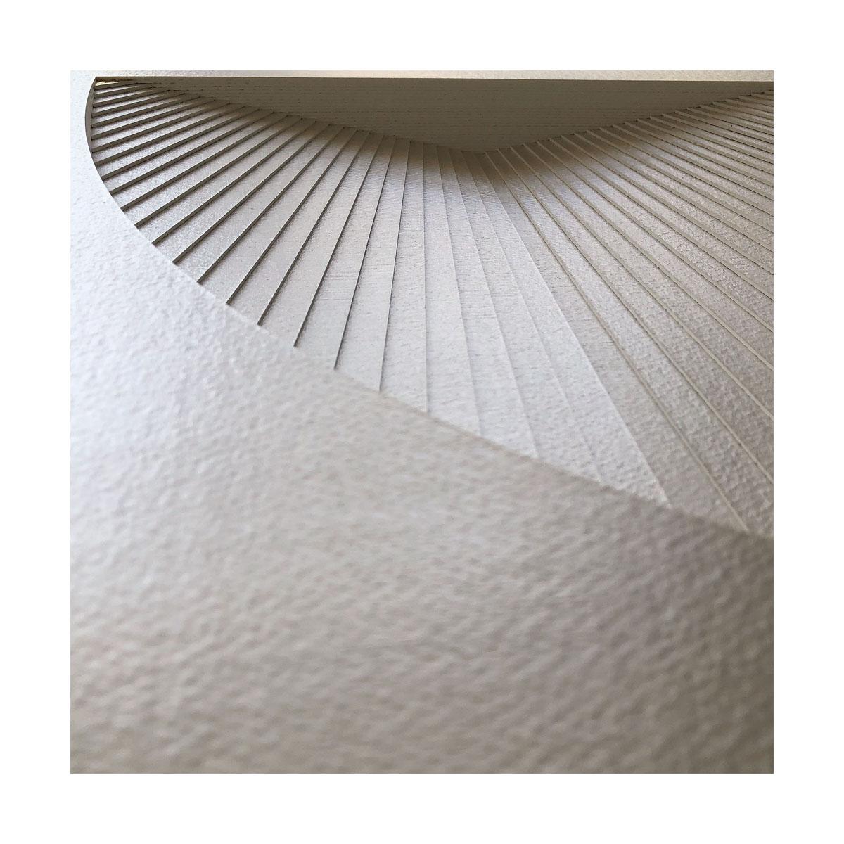 The space between us - detail - visual art
